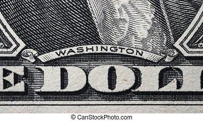 nuta, waluta, dolar