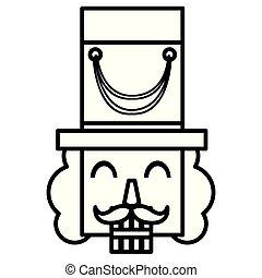 nutcracker, おもちゃ, デザイン