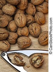 Nutcracker and Walnuts