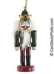 Nutcracker Ornament - Nutcracker ornament