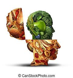 nutrición, cambio