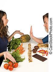 nutrición, hábitos