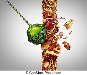 Nutrition Detox Concept