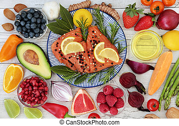 Nutrition for a Healthy Heart