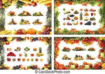 Nutrition frames