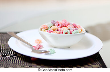 nutritious cereal