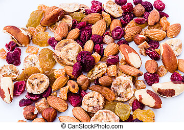 Nuts and Dried Fruit Mix