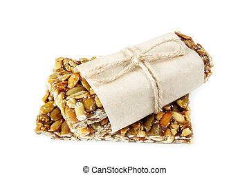 nuts and honey bar