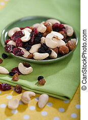 nuts and kernels