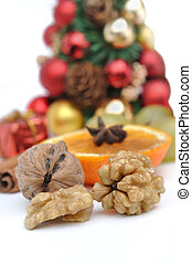 nuts and other fruit for celebration