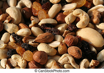 Nuts - various