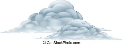 nuvem, ilustração