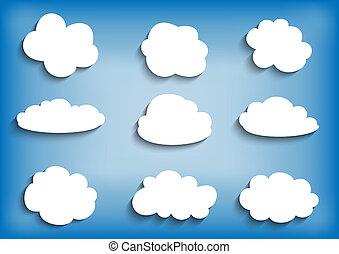 nuvola, collezione