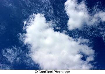 nuvola, cumulo