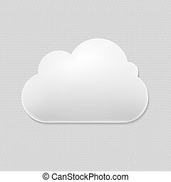 nuvola, icona