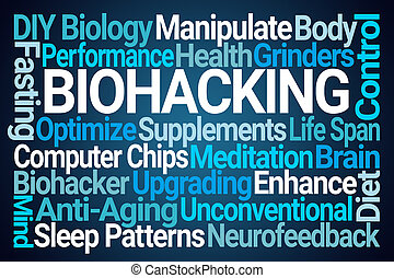 nuvola, parola, biohacking