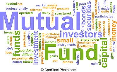 nuvola, parola, fondo investimento mutualistico