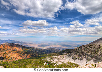 The Great Basin National Park is the perfect place to be in Autumn.
