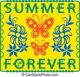 nyár, póló, tervezés