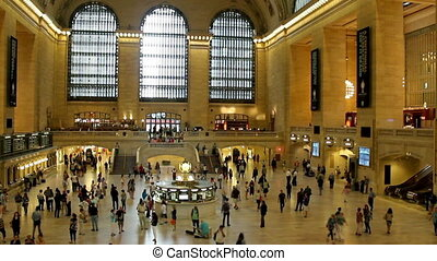 NY Grand Central Terminal - Grand Central Station in New...
