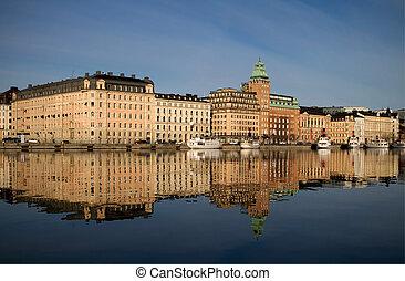 nybroviken, stockholm.