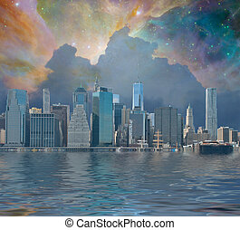 NYC Fantasy