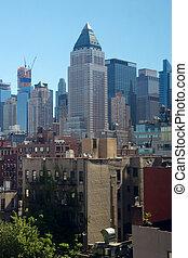 NYC Midtown Towers