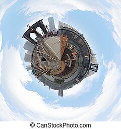 NYC Planet Panorama