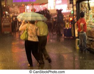 NYC Rain 1