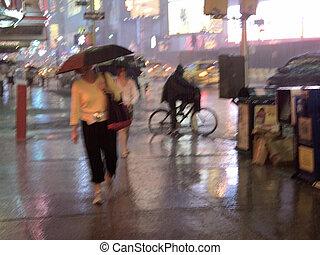 NYC Rain 3