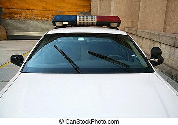 nyc, surveiller voiture