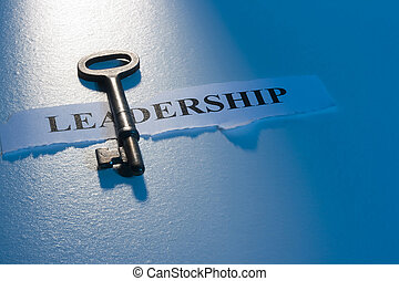 nyckel, till, ledarskap