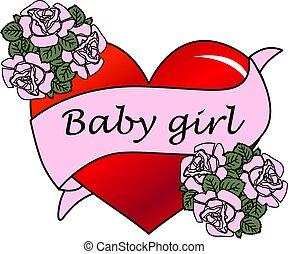 nyfödd baby
