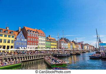 Nyhavn, 哥本哈根