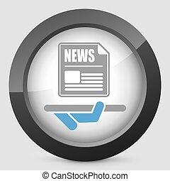 nyheterna, service