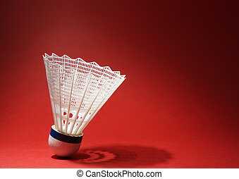 badminton shuttlecock - nylon badminton shuttlecock with its...