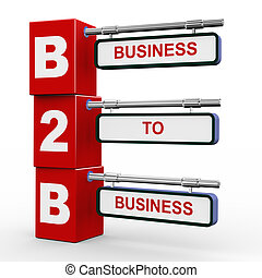 nymodig, skylt, b2b, 3