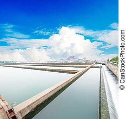 nymodig, urban, wastewater, kur placera