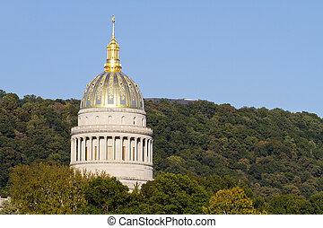 nyugat, helyzet főváros, virginia, kupola