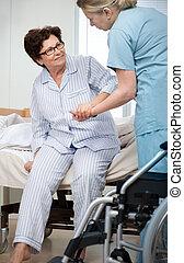 ošetřovatelství