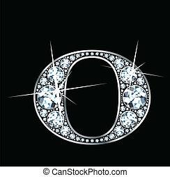 """""""o"""", diamante"""