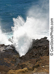 Oahu Blowhole II