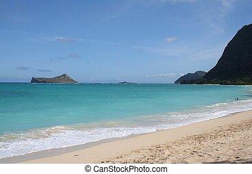 Oahu Hawaii Coast