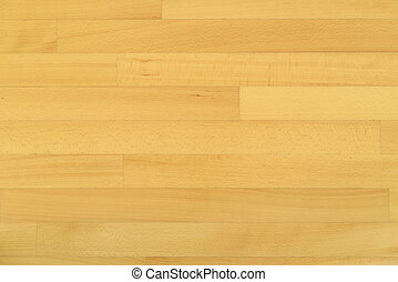 Oak Beech Wood parquet flooring background texture...