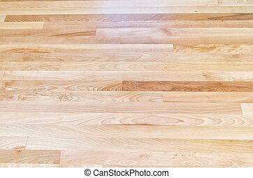 Oak laminate parquet floor background