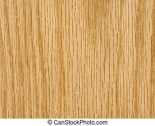 Light Finish Oak Wood Grained Textured Background