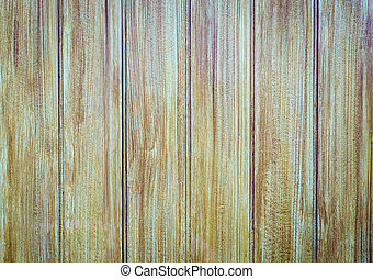 Oak wood grain background with a pattern. The wood is used to decorate the walls in restaurant.
