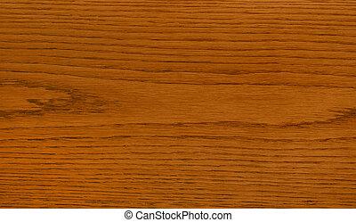Oak wood - Pattern of polished oak wood.