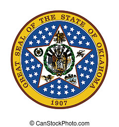 Oaklahoma state seal