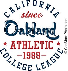 oakland athletic